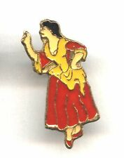 pin THEATRE COLOMBINA DE LA COMMEDIA DELL´ARTE badge