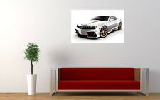 CHEVROLET CAMARO TUNING 2012 NEW GIANT LARGE ART PRINT POSTER PICTURE WALL