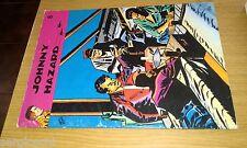 JOHNNY HAZARD # 8 -FRANK ROBBINS - 1976-  ENNIO CISCATO EDITORE - SR95