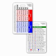 Arterial Blood Gas Vertical Badge ID Card Pocket Nurse RN EMT MA Paramedic LPN