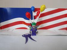 LEGO BATMAN THE JOKER BALLON ESCAPE MINIFIGURE JOKER/BALLOON JETPACK SET 70900
