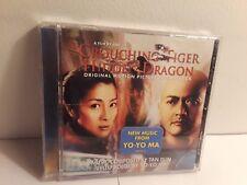 Crouching Tiger Hidden Dragon (Original Motion Picture Soundtrack) (CD, 2000)