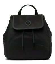 Tory Burch Small Scout Nylon Backpack ~NWT~ Black