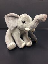 NATIONAL GEOGRAPHIC BABY PLUSH ELEPHANT - 12CM STUFFED ANIMAL BRAND NEW W/TAGS