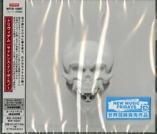 TRIVIUM-SILENCE IN THE SNOW-JAPAN CD F45