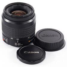 Canon EF 35-80mm for EOS 650D 60D 1300D 550D 50D 6D 5D Mk II III 7D Rebel 1100D