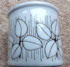 Hornsea pottery egg cup Charisma design vintage floral design collectable