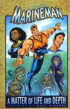MARINEMAN A Matter of Life and Depth Graphic Novel NEW