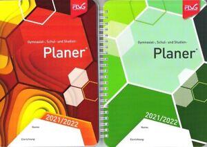 FLVG - Gymnasialplaner - Gymnasial-, Schul- und Studienplaner 2021/2022