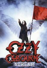"OZZY OSBOURNE FLAGGE / FAHNE ""SCREAM"" POSTERFLAGGE"