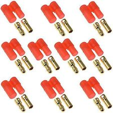 5 x PAIRS of HXT 3.5mm RC Lipo Battery Connector for Car Plane Helicopter
