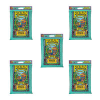 Fox Farm 12 Quart Ocean Forest Garden Potting Plants Soil Mix 6.3-6.8 pH 5 Pack