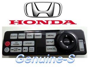 OEM 2011-2016 Honda Odyssey Elite Car Rear DVD Entertainment System Remote