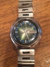 Seiko 7006 7209 Original Made in Japan Automatic 1970s Vintage Mens Watch