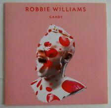 ROBBIE WILLIAMS : CANDY ♦ CD SINGLE PROMO ♦