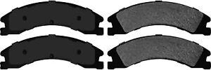 Disc Brake Pad Set-Severe Duty Metallic Pads Rear Tru Star PPC1330