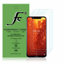 Nokia 8.1 Hydrogel Screen Protector [3 PACK] Guard Cover Film HD Clear Thin