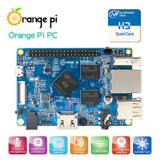 Orange Pi PC ubuntu linux  and android mini PC Beyond Raspberry Pi 2