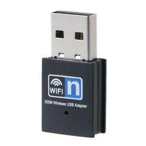 300M USB Wifi Adapter RTL8192EU Chipset WLAN Dongle Wireless Net-work Card