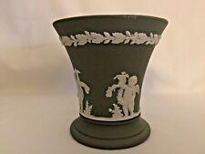 Wedgewood Four Seasons Green Vase