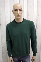 HARMONT&BLAINE Maglione Uomo Taglia L Cashmere Casual Pull Pullover Sweater