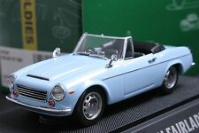 Ebbro 43036 1:43 Nissan Datsun Fairlady SP 1600 Roadster Die Cast Model Car Blue