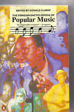 The Penguin Encyclopedia Of Populair Music music book