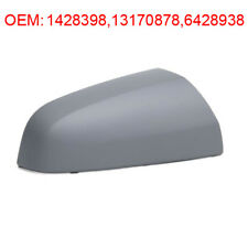 Retrovisor Exterior Espejo Lateral Cubierta Tapa de Derecho para Opel Zafira B