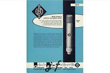 """~ original Neumann small CASE for Neumann km-56 capsule """" kk56 """" ( km-56 km 56 )"""