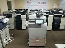 Ricoh Mp 3555 Blackwhite Copier Printer Scanner Super Low Meter Count Only 39k