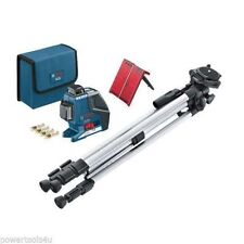 Bosch GLL3-80P 360 Degree Vertical and Line Laser + BS150 Tripod 0601063306
