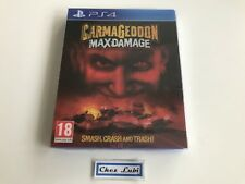 Carmageddon Max Damage - Sony PlayStation PS4 - PAL FR - Neuf Blister