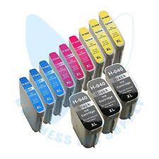 12 PK 940XL HI-YIELD INK CART FOR HP 940XL OfficeJet Pro 8500 Pro8500A Pro 8000