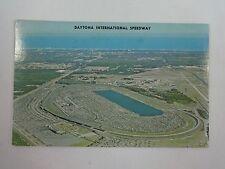 Vintage Daytona International Speedway Collector Postcard Rolex 24 Hour Nascar
