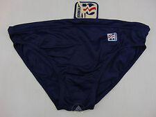Vintage 80 DREXXEL Slip XS S Costume 1 Trunks Shorts Pool Dennerlein Palla Nuoto