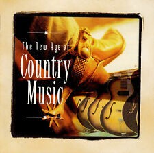 THE NEW AGE OF COUNTRY MUSIC-4 CD SET-AUSTRALIA-SLIM DUSTY-VINCE GILL-A.JACKSON