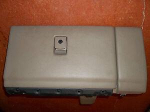 Chevrolet Uplander Glove Box Tan OEM Montana Venture Latch Hinge Latch Neutral