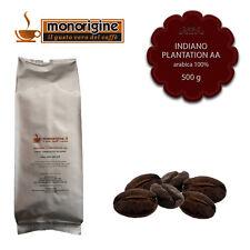 Caffè in Grani Indiano Plantation AA 500 gr - Caffè Monorigine Arabica 100%