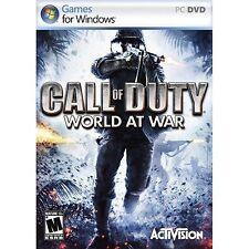 Call of Duty: World at War (PC: Windows, 2008) - European Version
