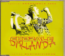 CHORALE - dirlanda CDM!! Finnish eurodance 2004 RARE!!