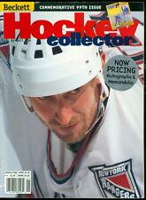1999 Beckett Hockey Magazine: Wayne Gretzky - Rangers