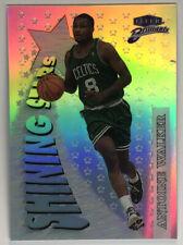 1998-99 Fleer Brilliants Shining Stars Pulsars Antoine Walker Insert Parallel $$