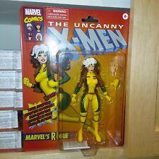 "Marvel Legends XMEN RETRO CARD MINT ""ROGUE"" BRAND NEW SEALED"