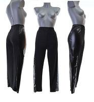 Lot revendeur 5 Pantalon leggings effet simili cuir taille 46 48 Femme sexy