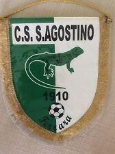 GAGLIARDETTO UFFICIALE CALCIO C.S. SANT' AGOSTINO FERRARA 1910