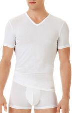 Calvin Klein Men's T-Shirt Micromodal Ck V- Neck U5563 Liquid Cotton U5551 Slim