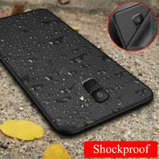 Per Samsung Galaxy J4 J6 J7 J8 2018 2017 2016 Morbido Silicone TPU Custodia Cover Case Slim