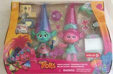 NIB DreamWorks Trolls Sparklin Scrapbook Poppy Toy