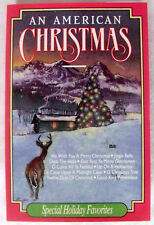 An American Christmas by The Meadowbrook Pops Orchestra & Chorale, 1988 Cassette