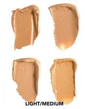 3x E.l.f. Cosmetics Foundation Palette Light Medium Mirror Makeup Daily Beauty